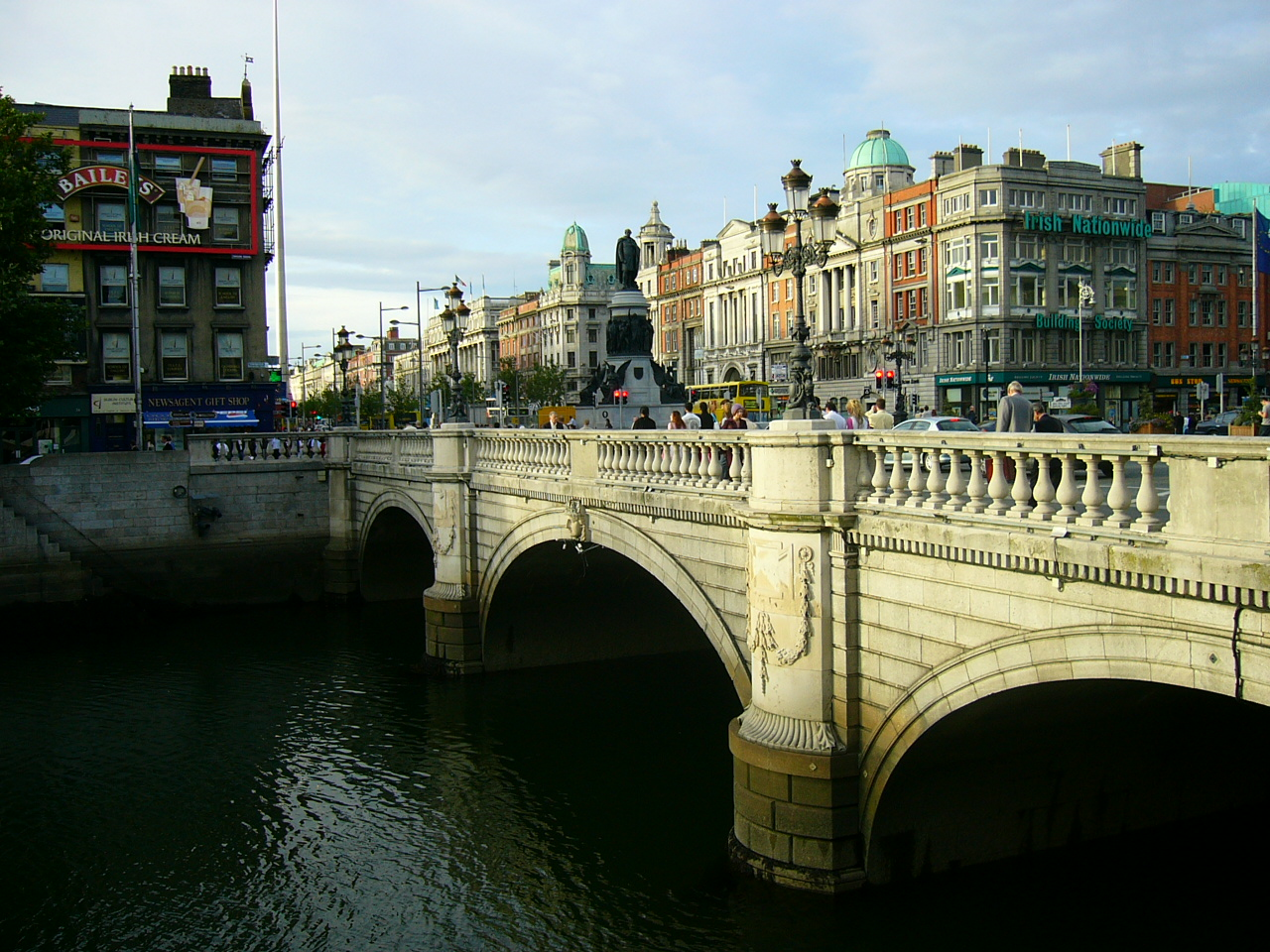 Dublin, Ireland (photo credit: CN/flickr)