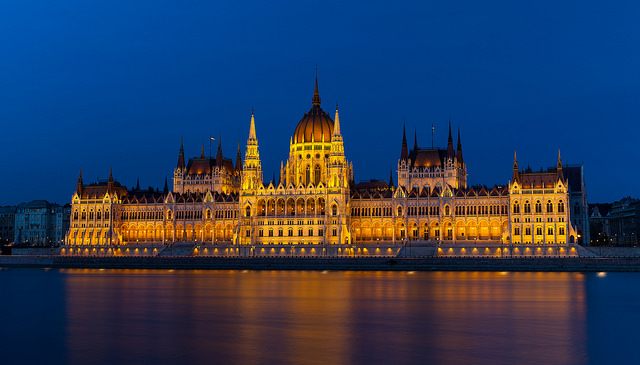 The Parliament of Hungary (Photo credit: Flickr)