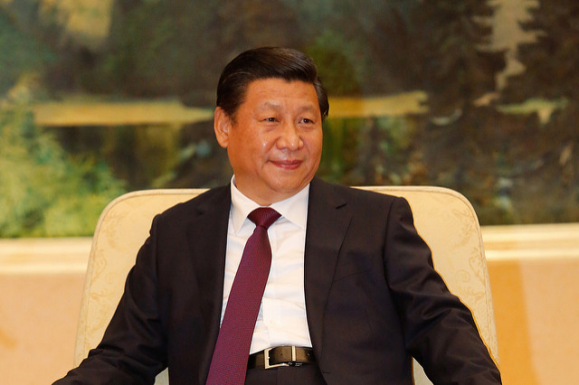 President Xi Jinping (Photo credit: Flickr)