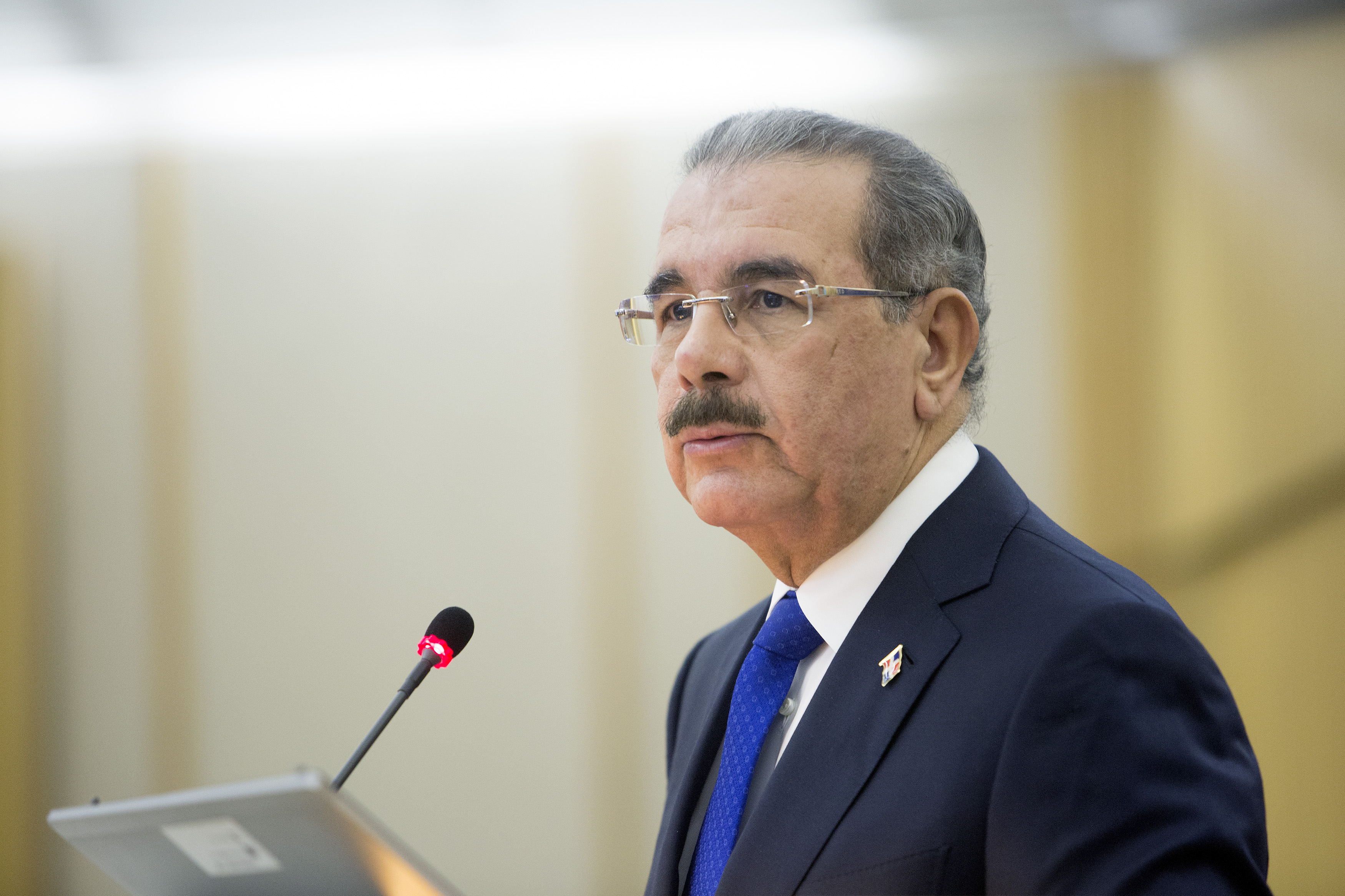 President Danilo Medina (photo credit: The Food and Agriculture Organization of the United Nations/flickr)