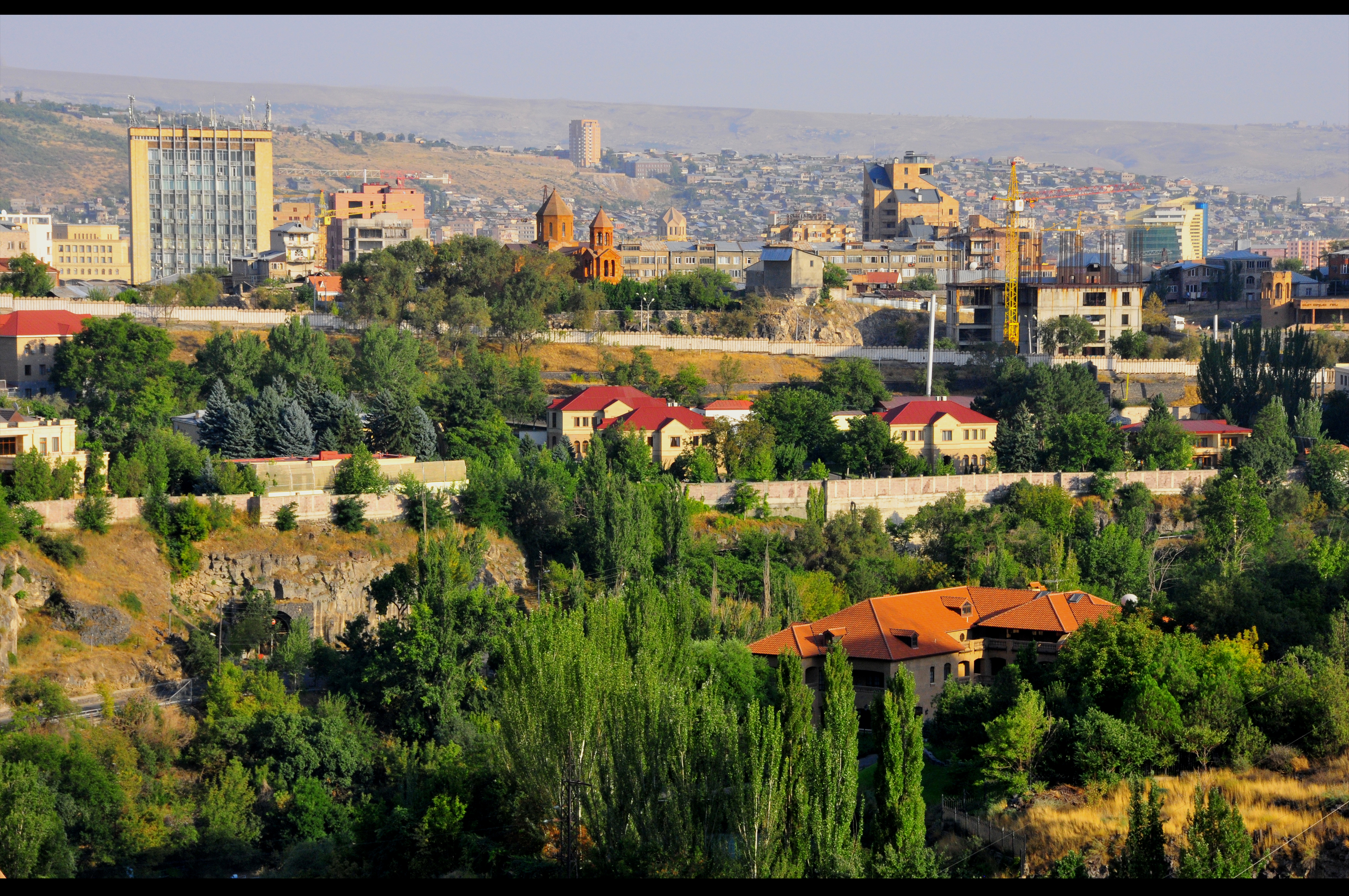 Yerevan, Armenia (photo credit: Michael Wong/flickr)
