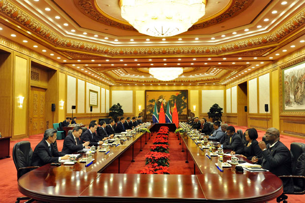 Great Hall of the People (photo credit: GovernmentZA/flickr)
