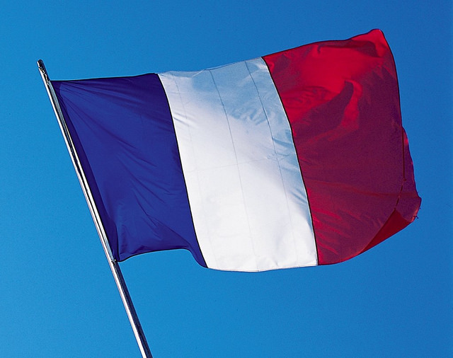 The flag of France (Photo credit: Flickr)