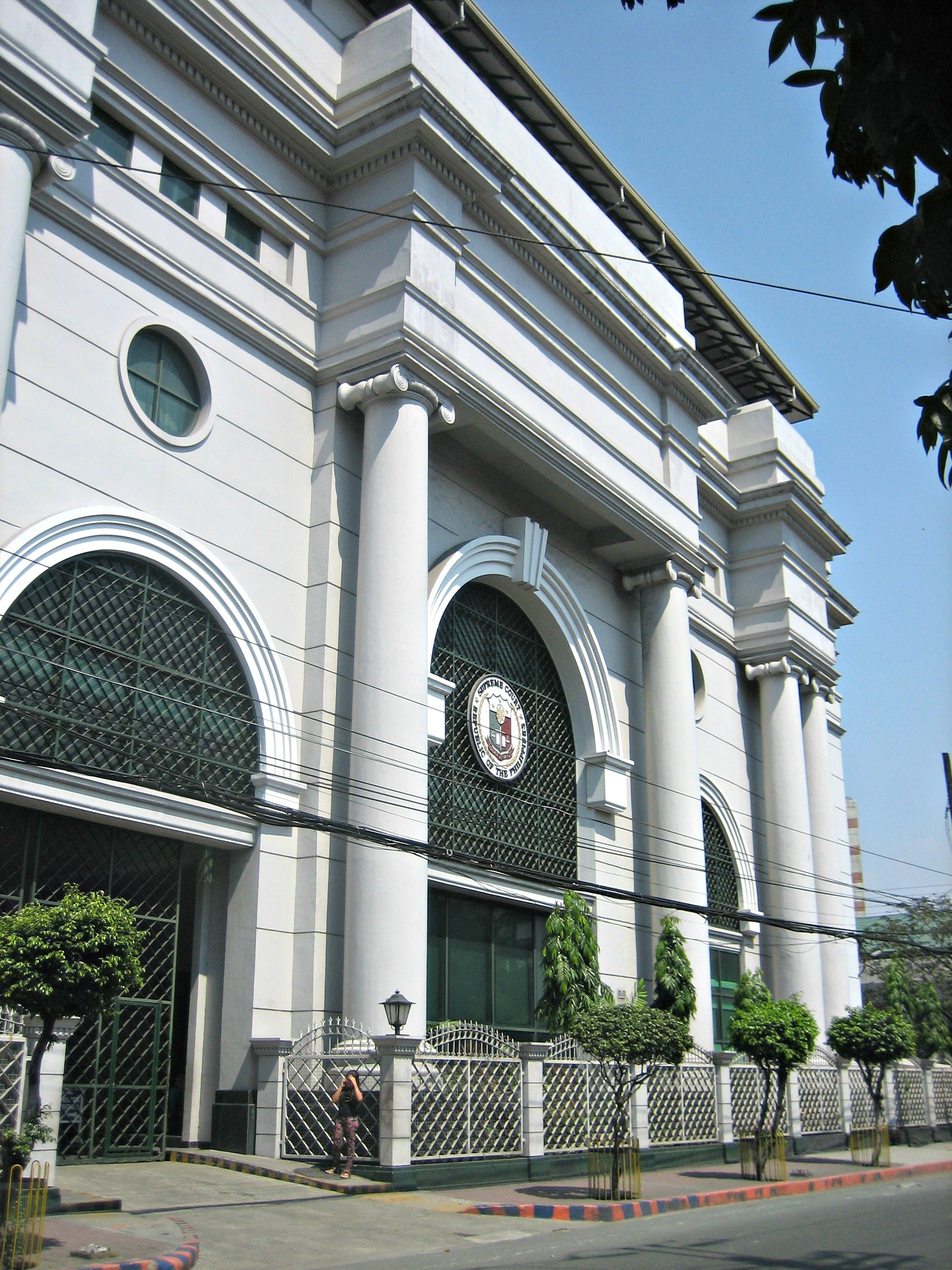 Supreme Court of the Philippines (photo credit: Prince Roy/flickr)