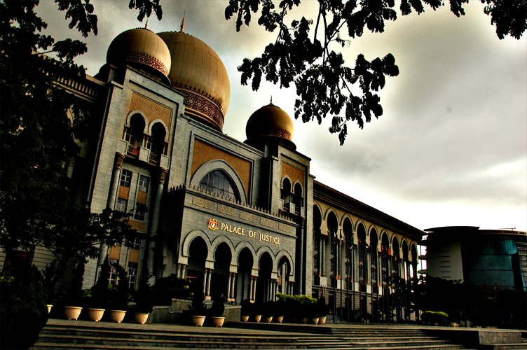 Palace of Justice, Malaysia (photo credit: Matthew Ong/flickr)
