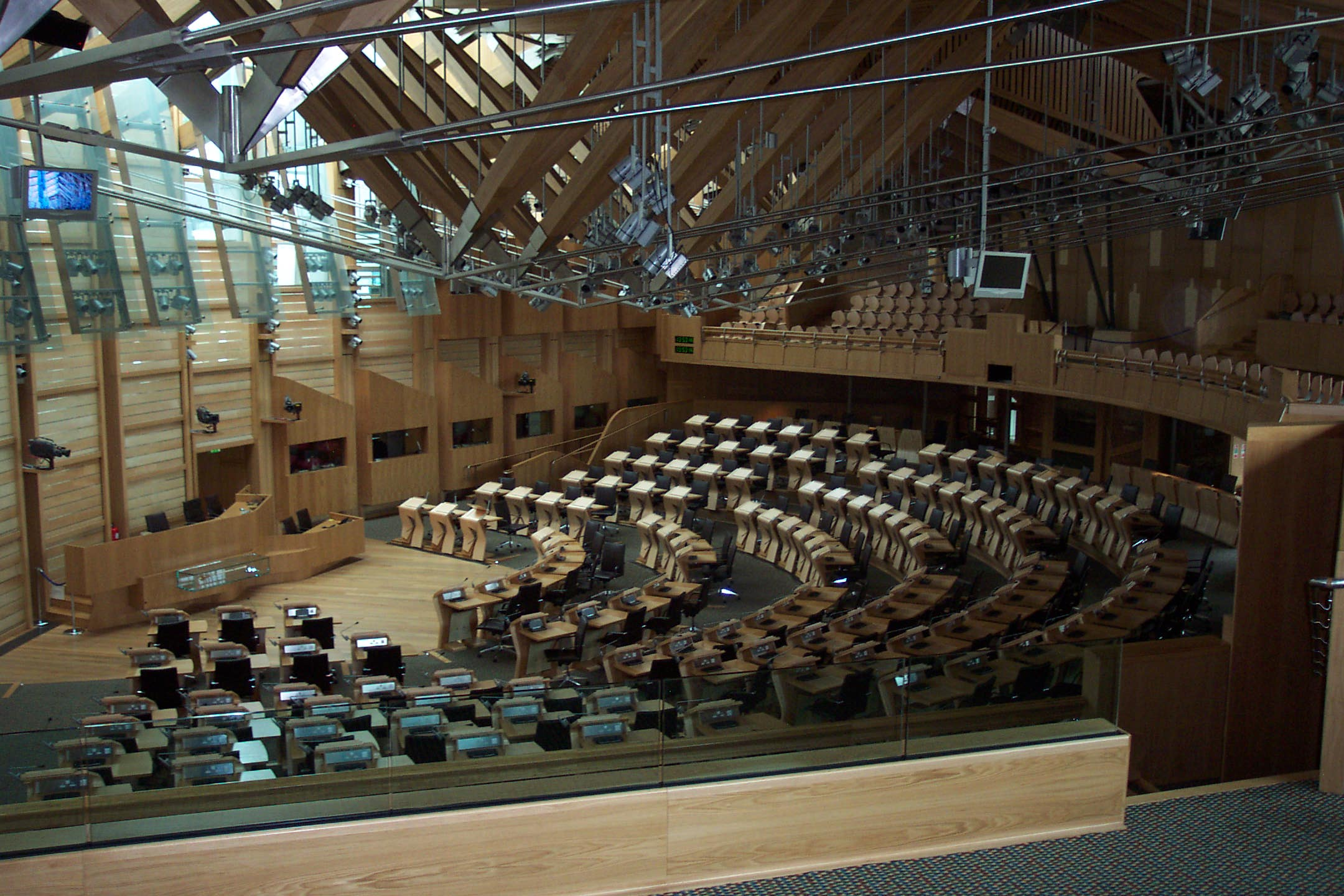 Scottish Parliament (photo credit: Paula Funnell/flickr)