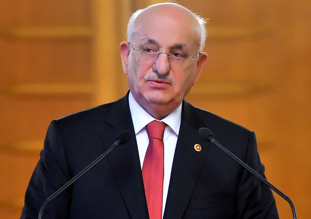 İsmail Kahraman, Speaker of the Parliament of Turkey (Photo credit: Flickr)