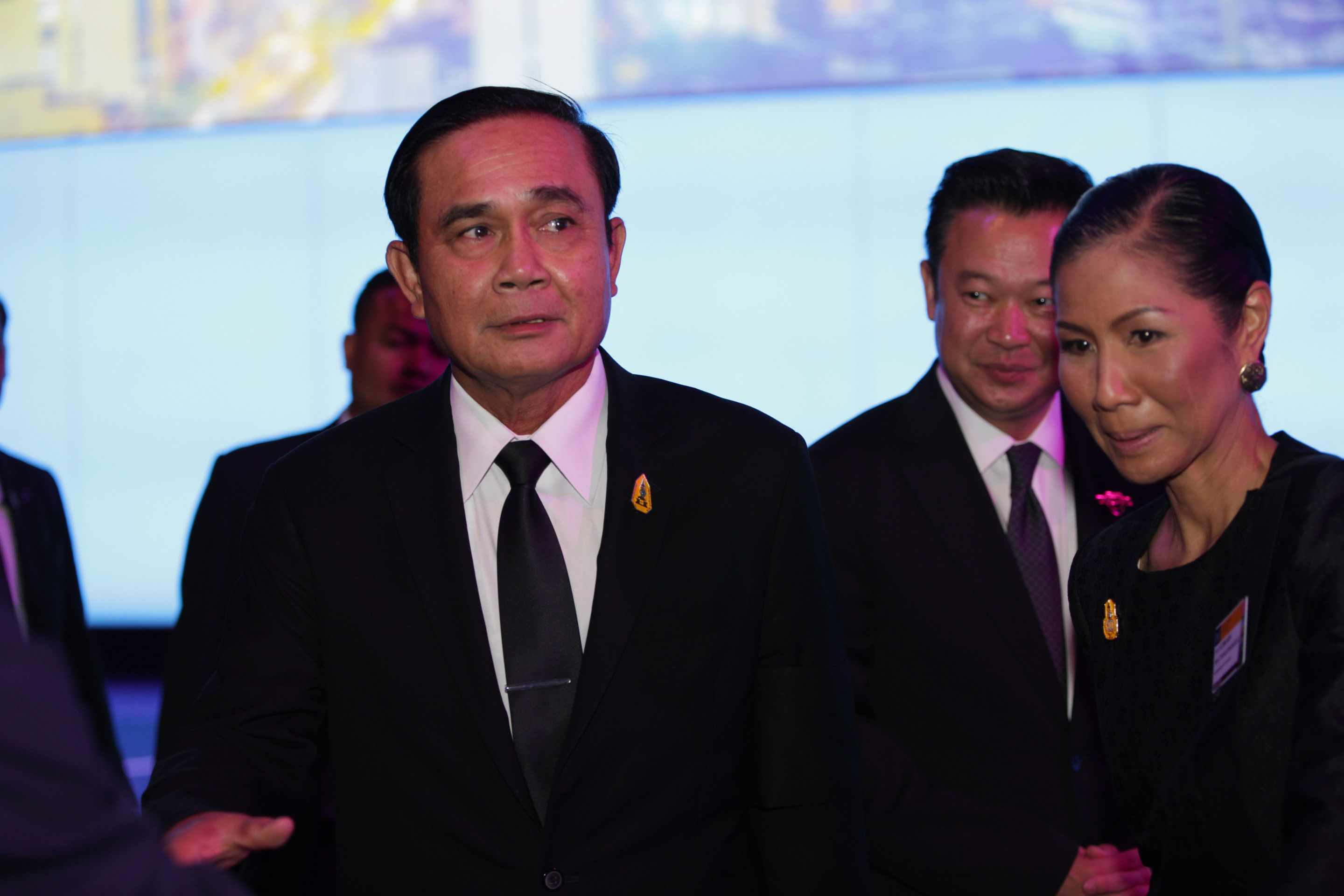 Prime Minister Prayut Chan-o-cha of Thailand (photo credit: World Travel & Tourism Council/flickr)