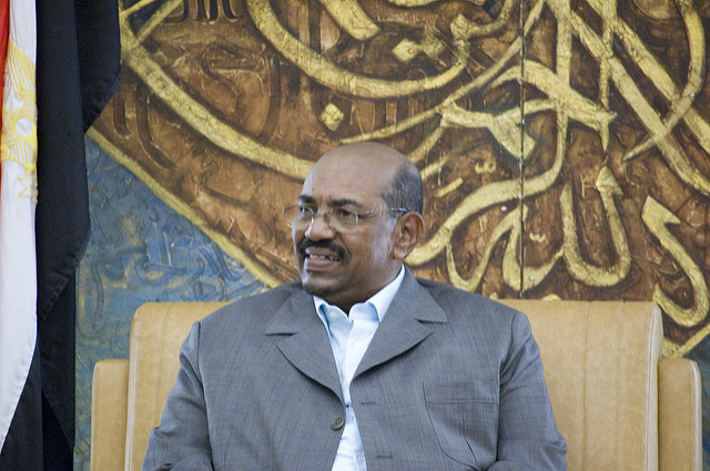 Sudan's President Al-Bashir (Photo credit: Flickr)