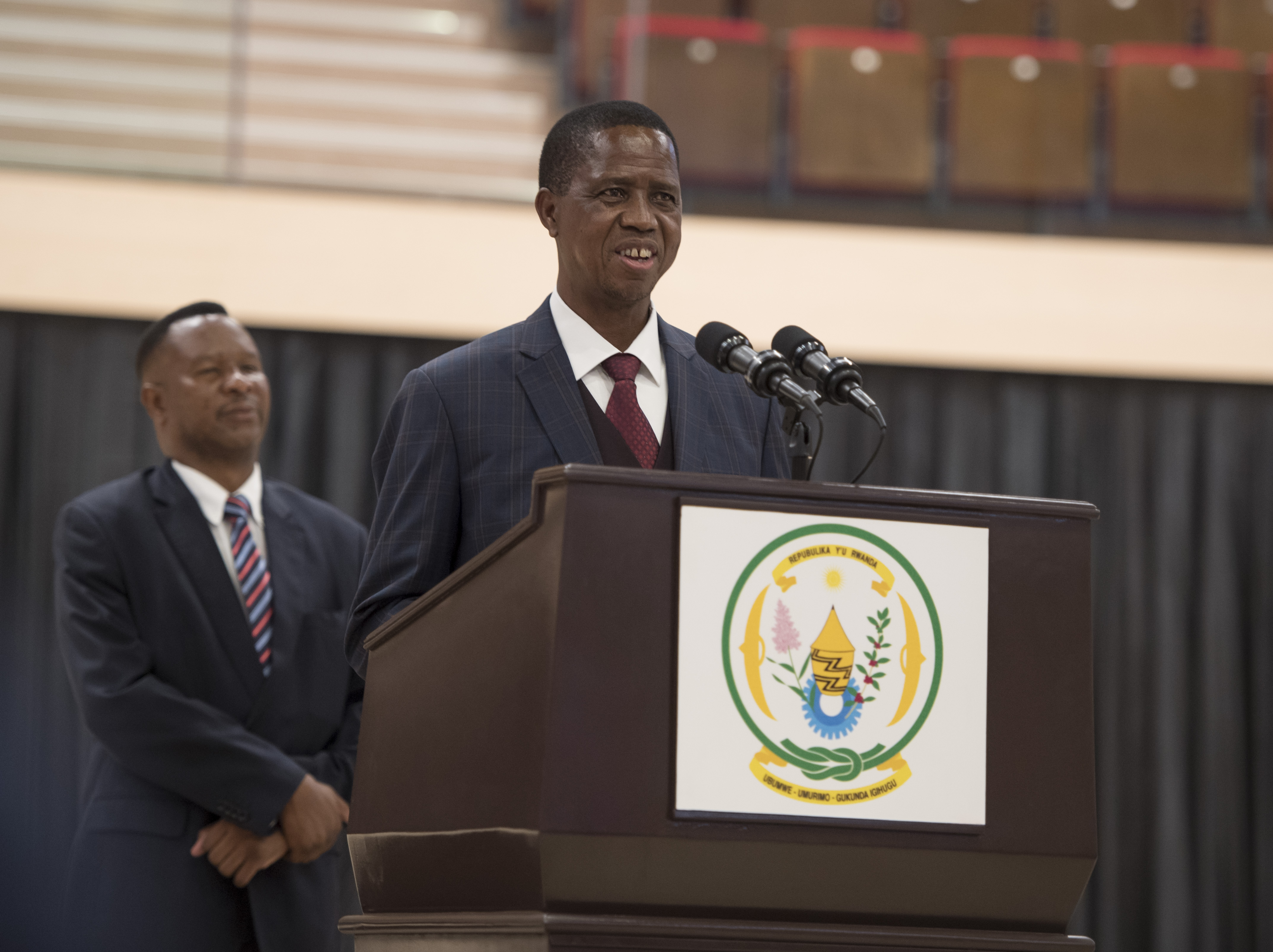 President Edgar Lungu of Zambia (photo credit: Paul Kagame/flickr)