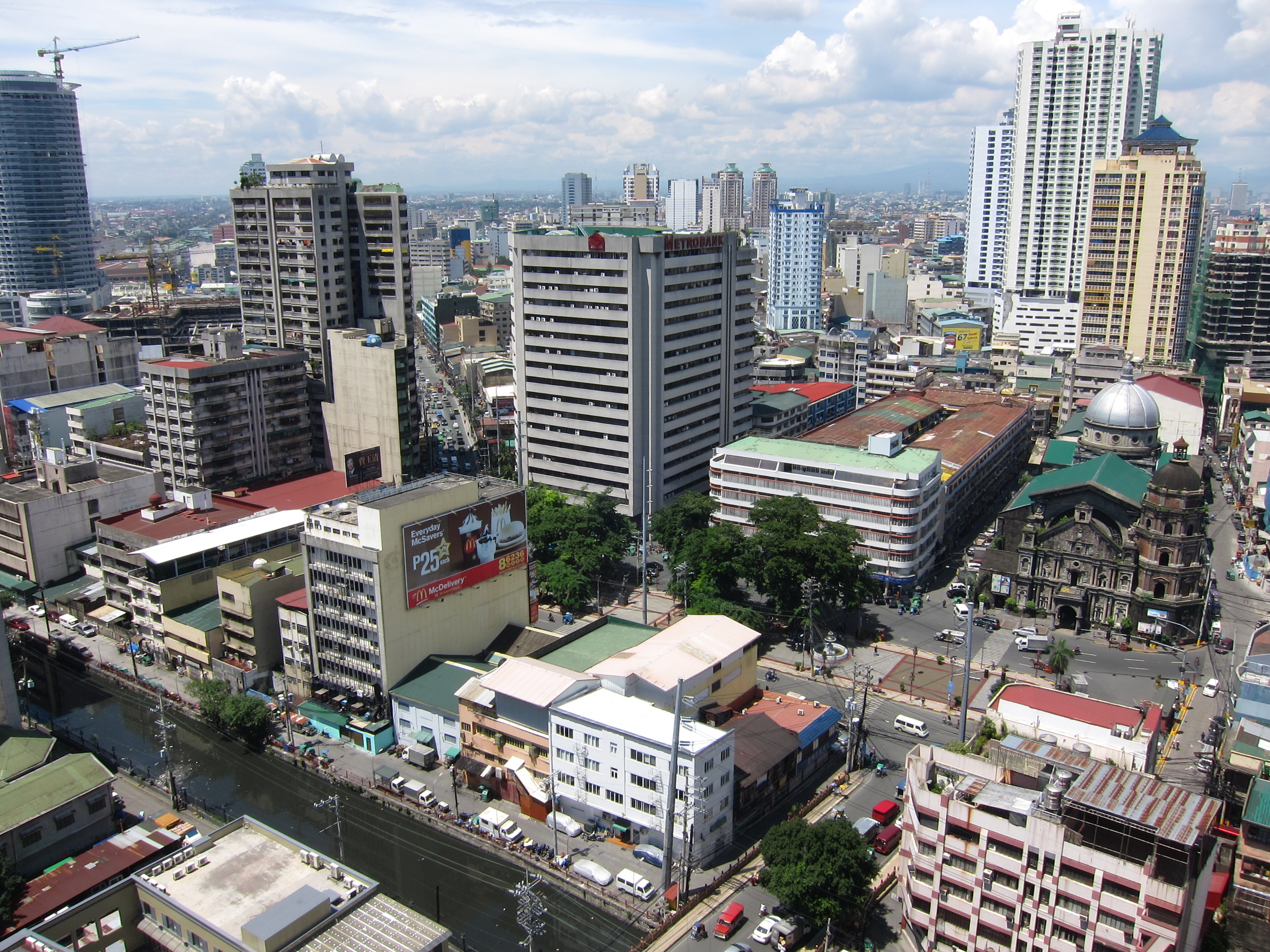 Manila, Philippines (photo credit: GreenArcher04/flickr)