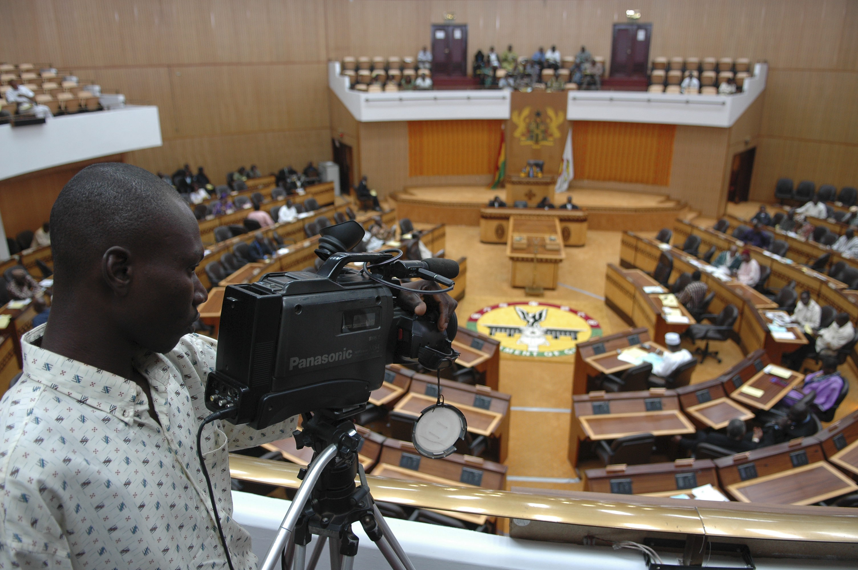 Parliament of Ghana (photo credit: World Bank Photo Collection/flickr)