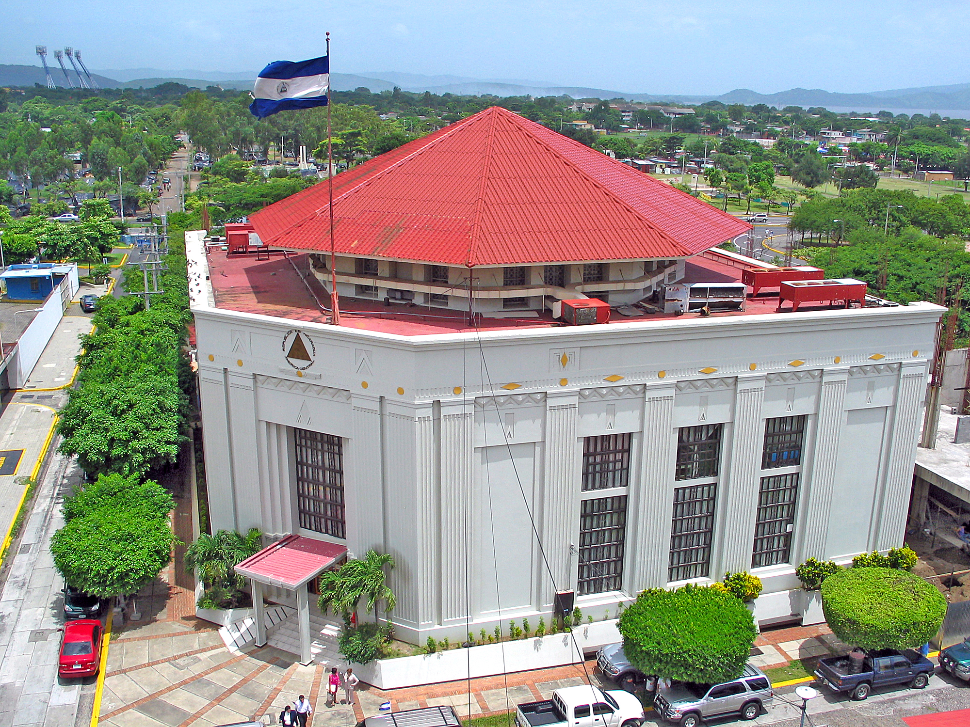 Nicaraguan National Assembly (photo credit: J.Ramirez/flickr)