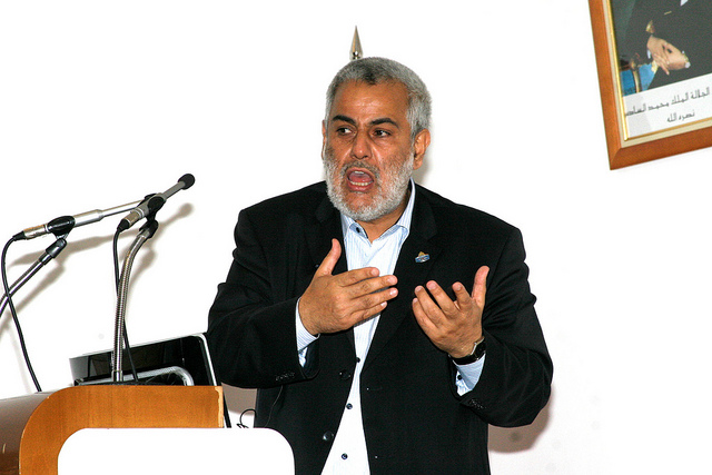 Abdelilah Benkirane (Photo credit: Flickr)