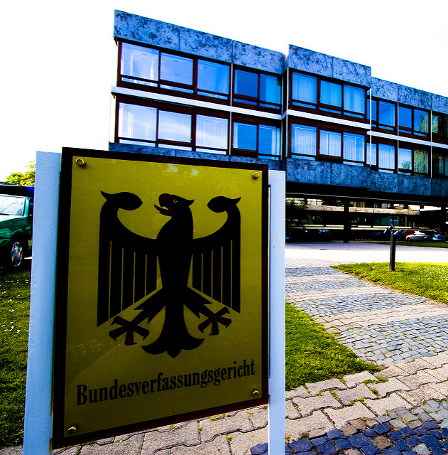 Germany's Federal Constitutional Court (Photo credit: Flickr)
