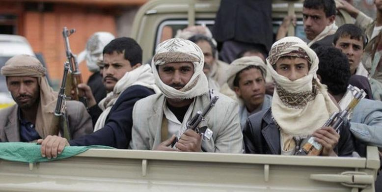 Shi'ite Houthi rebels in Sanaa in this October 9, 2014. (photo: Reuters)