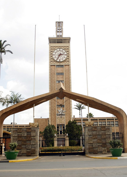 Kenyan Parliament (Photo credit: DEMOSH / flickr)