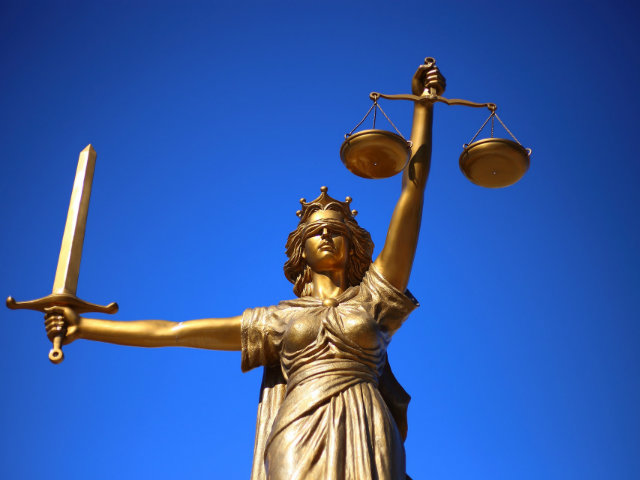 Lady Justice (photo credit: Pixabay)