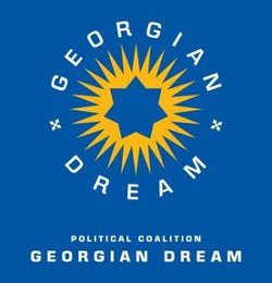 Logo of Georgia Dream Political Coalition