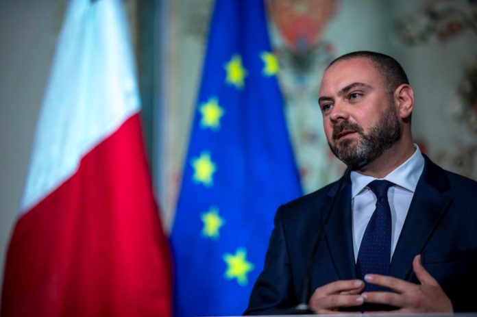 Justice Minister Owen Bonnici (photo credit: Newsbook/ Jason Borg)