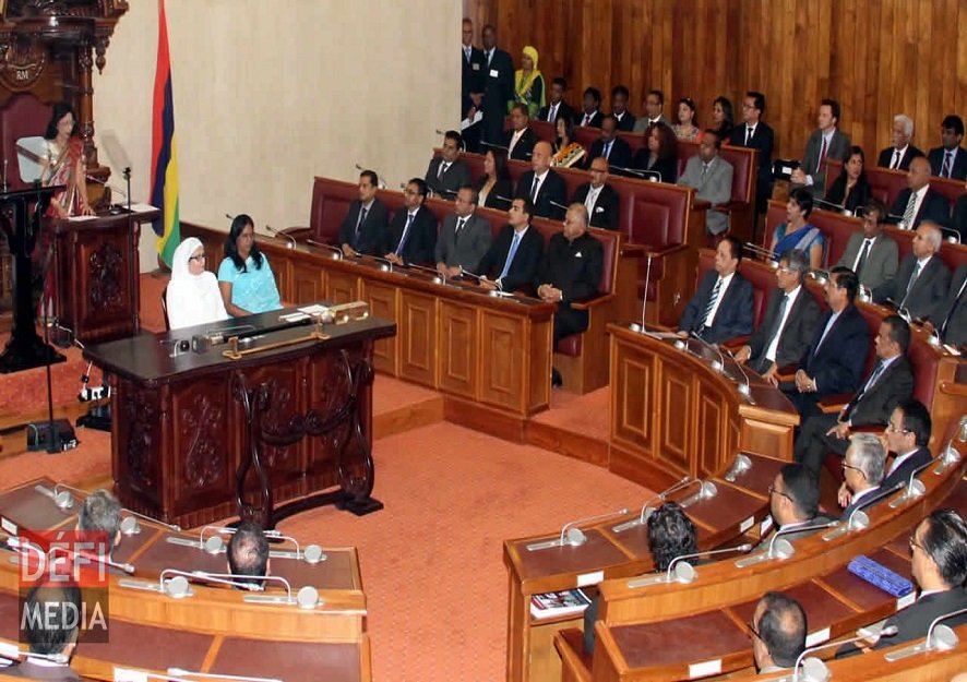 Parliament of Mauritius (photo credit: Defi Media)