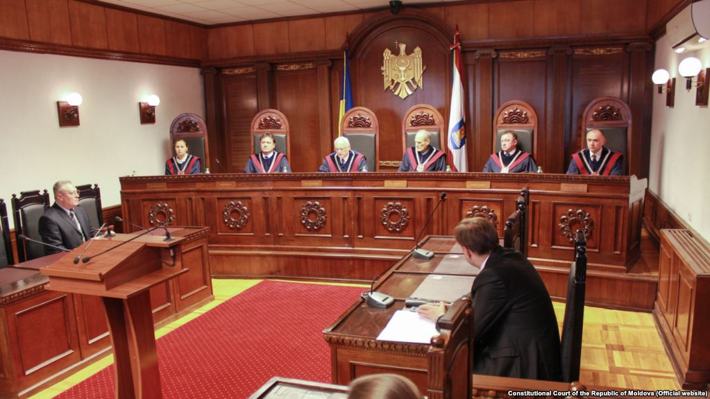 Constitutional Court of Moldova (photo credit: Radio Free Europe/Radio Liberty)