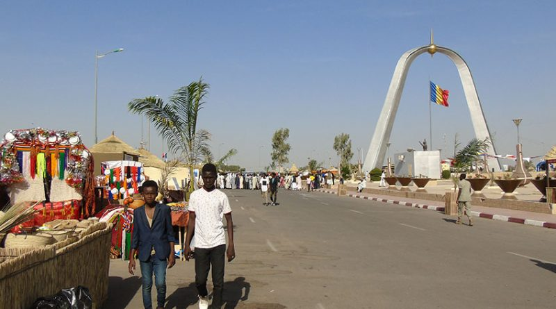 N'Djamena, Chad (photo credit: The African Mirror)