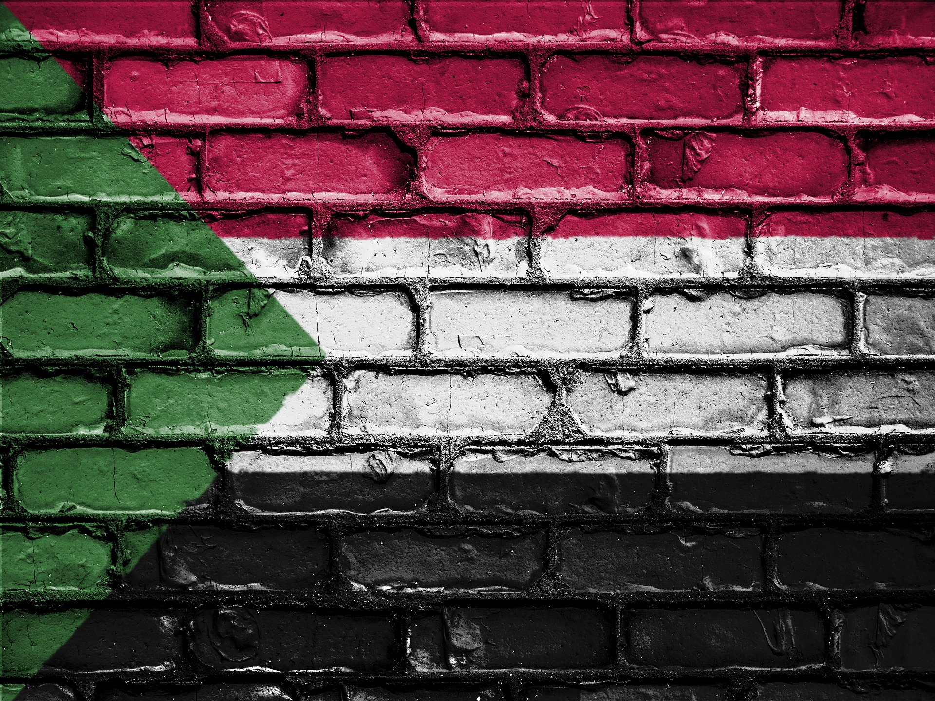 The Flag of Sudan (photo credit: Pixabay)