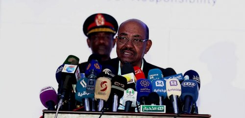 Sudanese President Omer al-Bashir (photo credit: Sudan Tribune)