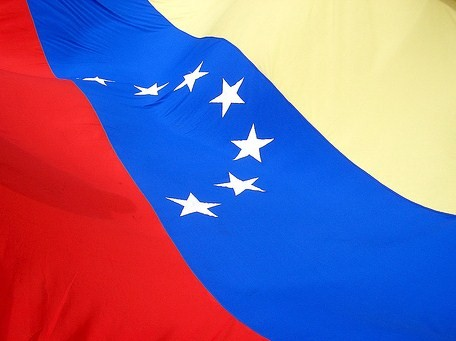 Flag of Venezuela (photo credit: openDemocracy/Flickr)