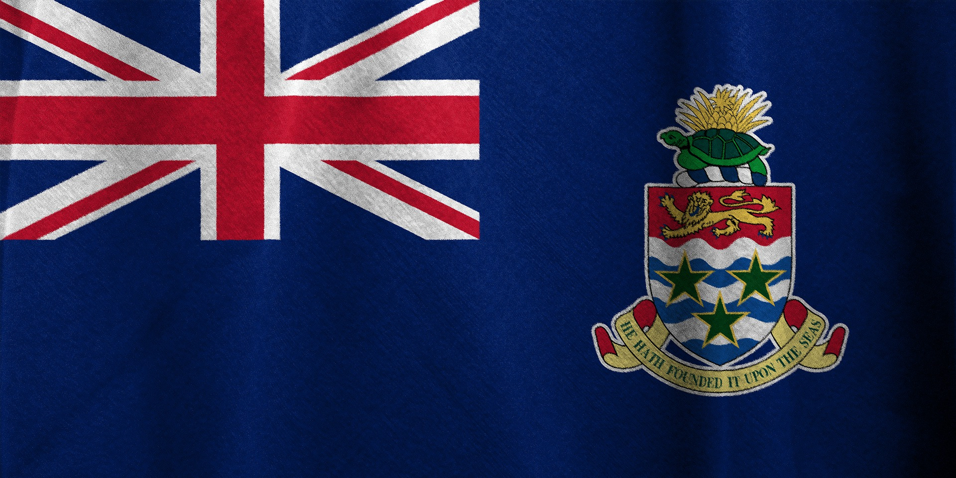 Flag of the Cayman Islands (photo credit: pixabay)