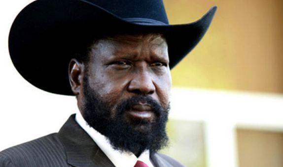 South Sudanese President Salva Kiir. (AFP)