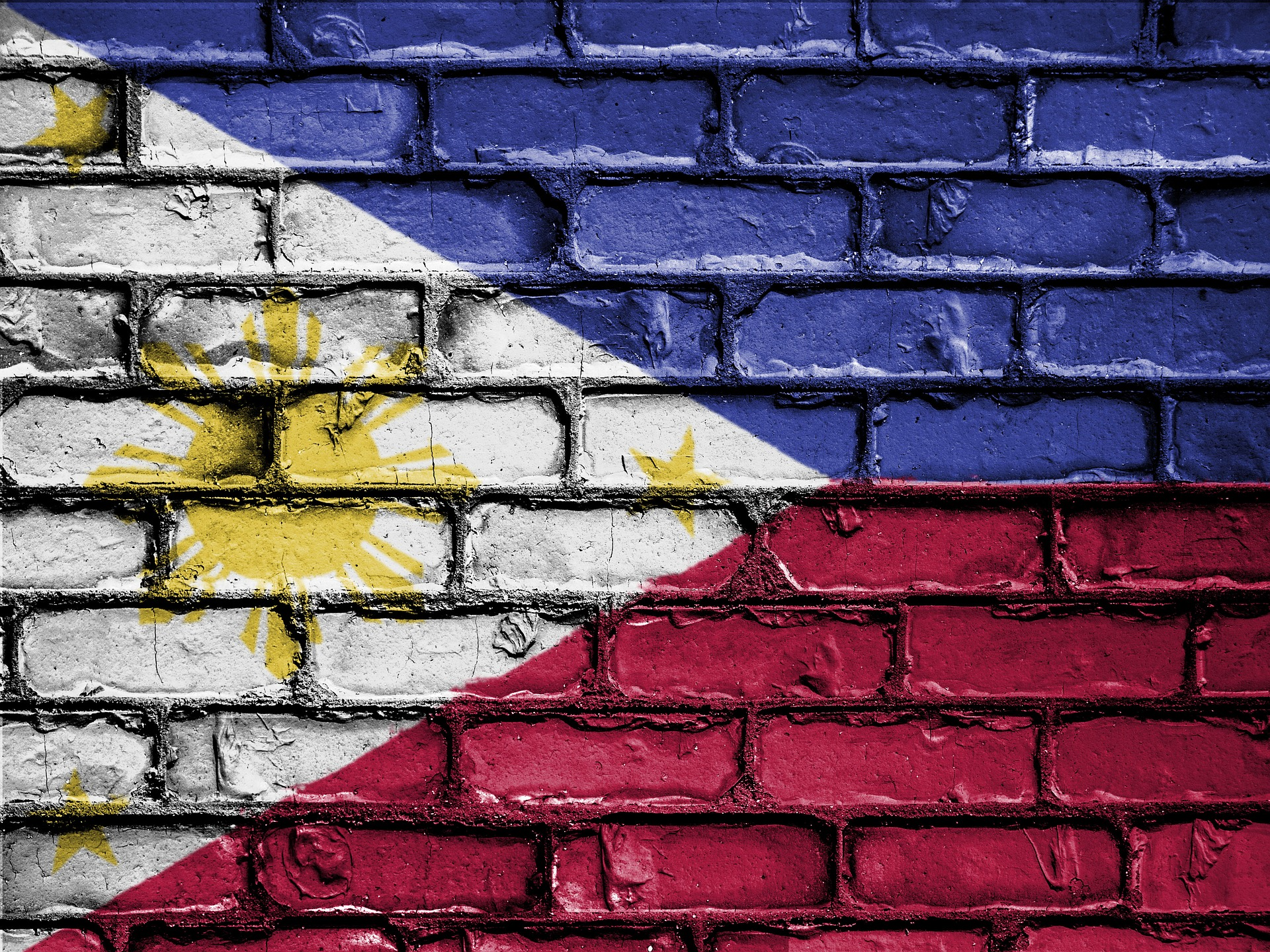 Flag of the Philippines (photo credit: pixabay)