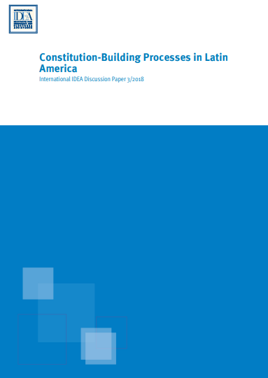 Constitution-building processes in Latin America from 1978-2012