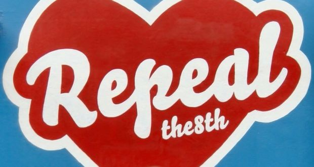 Graffiti artist Maser whose Repeal the 8th artwork on the Project Arts Building was subject to planning permission and had to be removed (Photo credit: Enda O'Dowd)