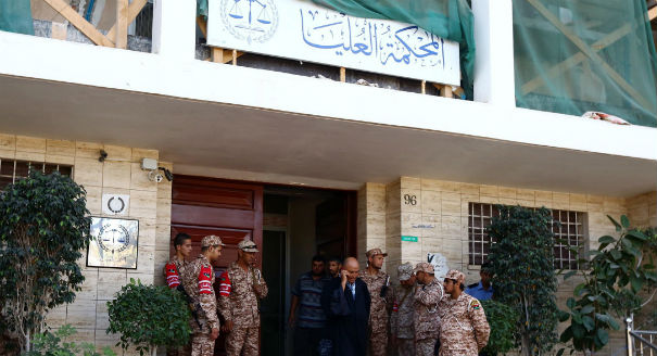 Saving Libya's Constitution-Making Body