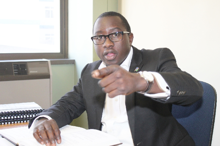 Attorney General Sacky Shanghala (photo credit: The Namibian)