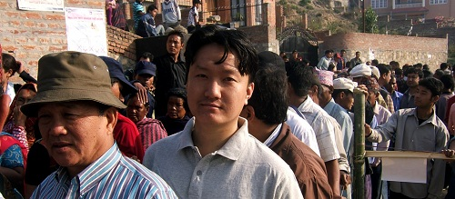 2008 Nepalese Constituent Assembly election