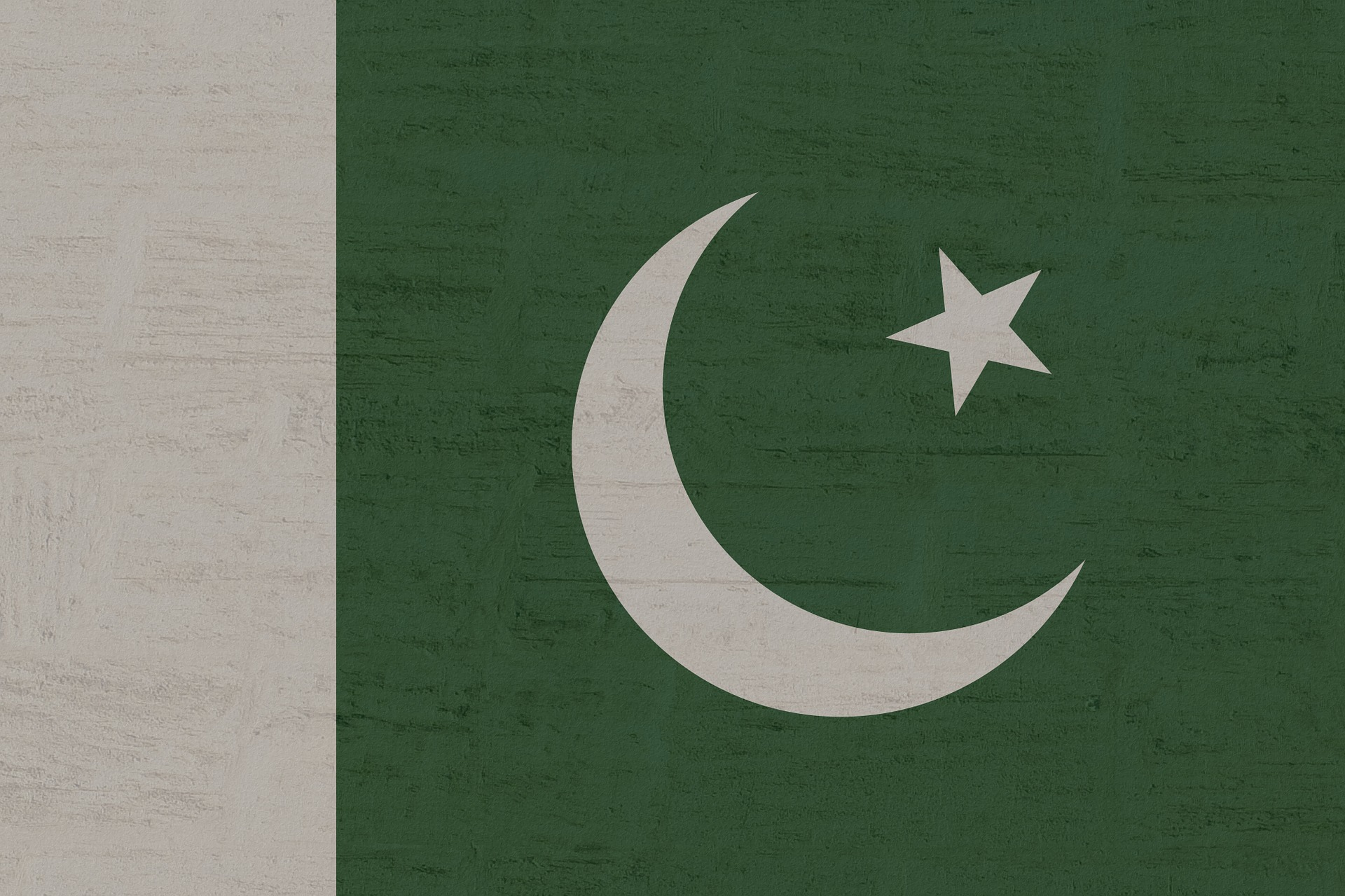 Flag of Pakistan (photo credit: pixabay)