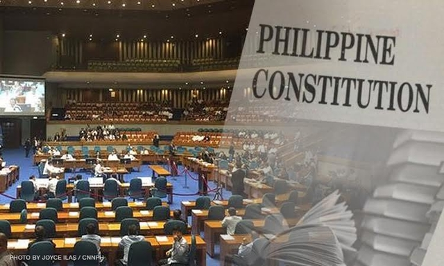 Speaker Of Philippine Parliament Submits Draft Order