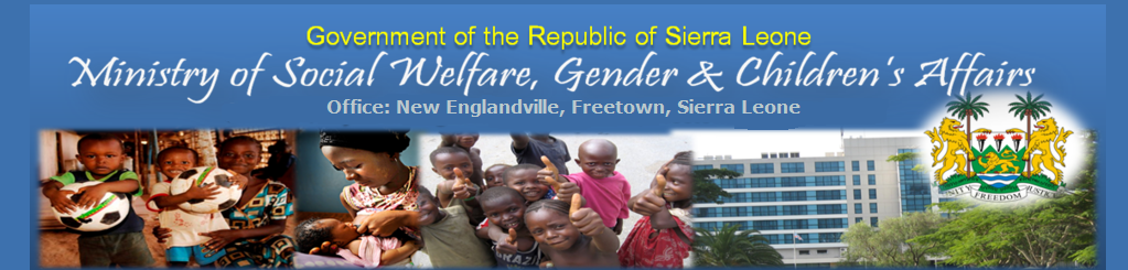 Photo credit: Government of Sierra Leone