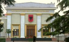 Parliament of Albania (photo credit: cameron lucida/flickr)