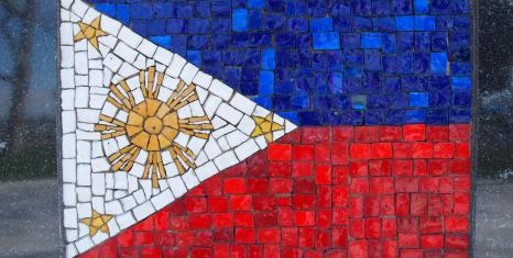 The Philippines Flag (photo credit: Flickr/Leo Gonzales)