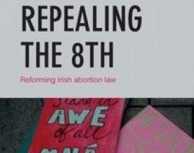 Cover page of a new book assessing the debate on the reform of Irish abortion law (Photo credit: Policy Press)