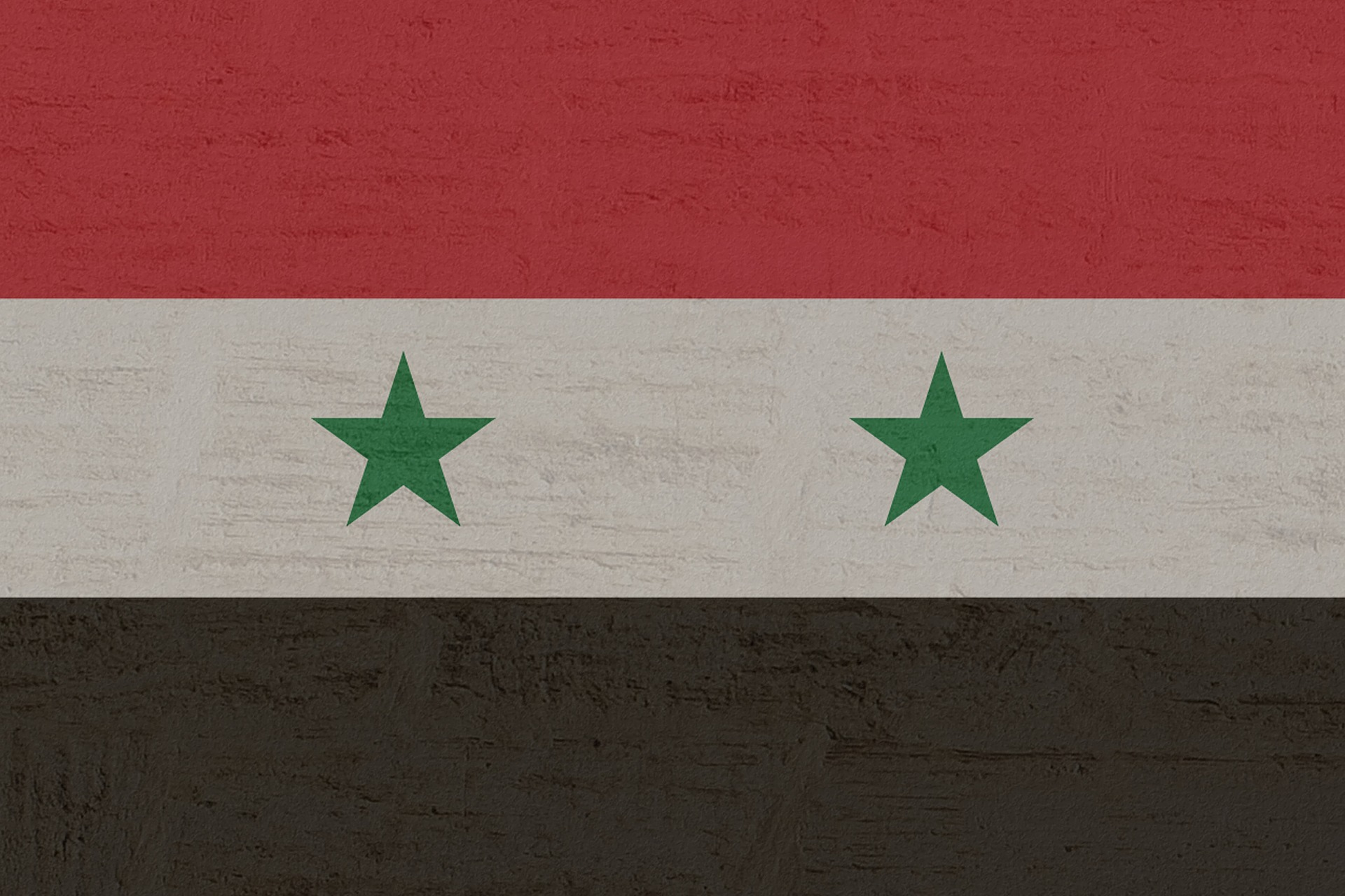 Flag of Syria (photo credit: pixabay)